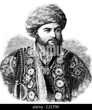 Abd al-Ahad Khan Stock Photo - Alamy