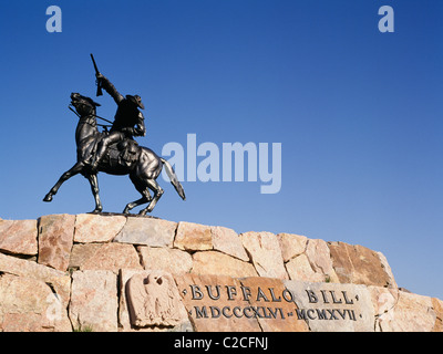 Cody Wyoming USA - Stock Photo
