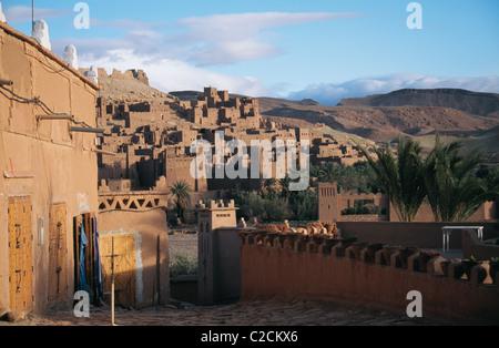 Ait Ben Haddou  Morocco - Stock Photo