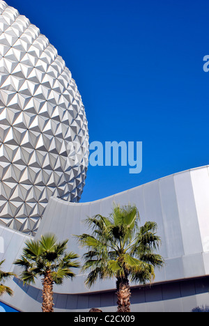 Epcot Center, Walt Disney World resort, Orlando, Florida - Stock Photo