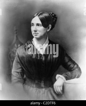 Dorothea Lynde Dix - Stock Photo