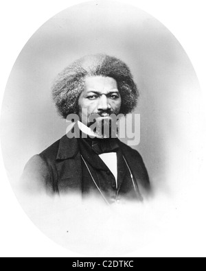 Frederick Douglass - Stock Photo