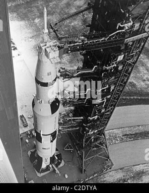 Apollo 6 - Stock Photo