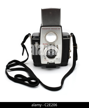 old classic camera - Stock Photo