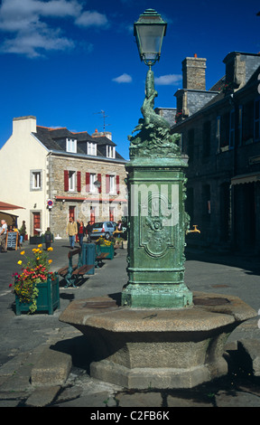 Concarneau Brittany France - Stock Photo