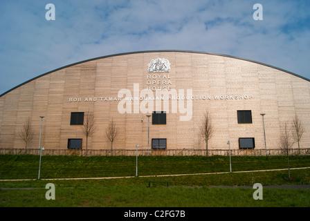 New Royal Opera House in Purfleet, Thurrock, Essex. - Stock Photo