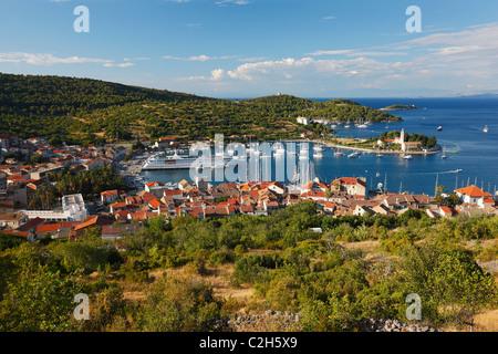Vis, island, Craotia - Stock Photo