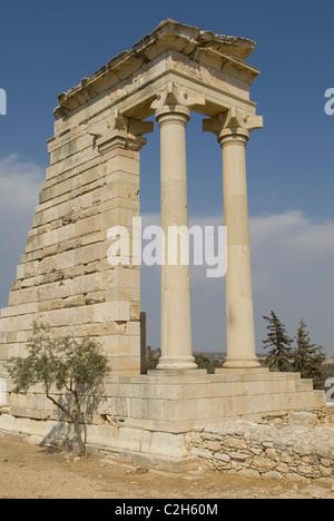 Kourion  Cyprus - Stock Photo