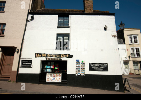 old curiosity shop broadstairs Kent UK - Stock Photo