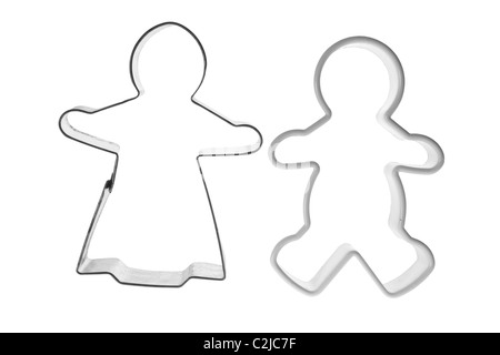 Cookie Cutters - Stock Photo