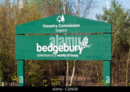 Bedgebury National Pinetum And Forest Goudhurst Kent Uk