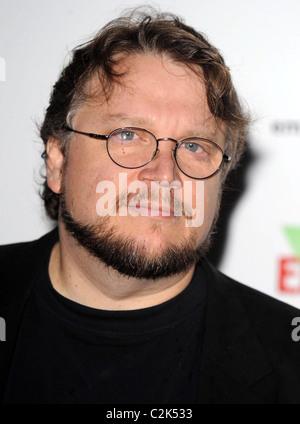 Guillermo Del Toro Empire Awards held at the Grosvenor House London, England - 09.03.08 - Stock Photo