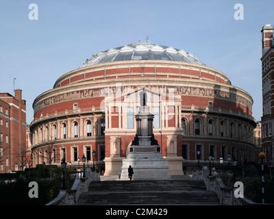 Royal Albert Hall, Kensington, London. - Stock Photo