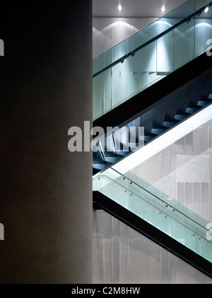 Hilton Tower, 303 Deansgate, Manchester. - Stock Photo