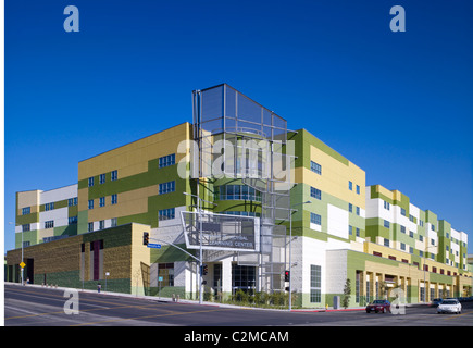 Edward R. Roybal Learning Centre, Los Angeles, California. - Stock Photo