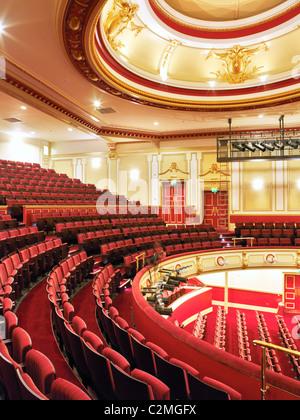 The Spa Theatre, Bridlington - Stock Photo