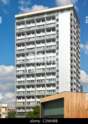 Westminster CC Citywest Homes Warwick High Rise, Westminster, London - Stock Photo