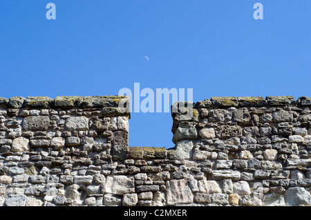 Battlements City Walls Southampton Hampshire England, UK, GB. - Stock Photo