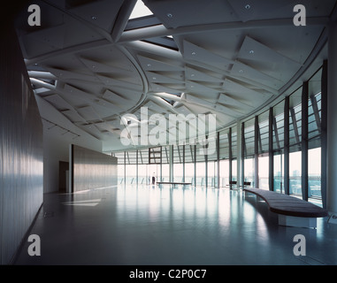 City Hall GLA, London. London Lounge overview 9th floor. 1999-2002 - Stock Photo