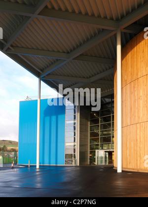 Folkestone Academy - Stock Photo