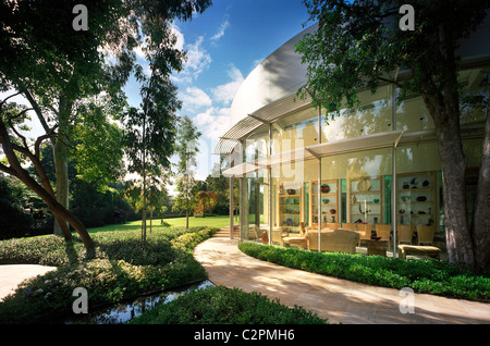 Beeson House - Melbourne, Australia. - Stock Photo