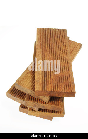 Pile of Wood Planks - Stock Photo