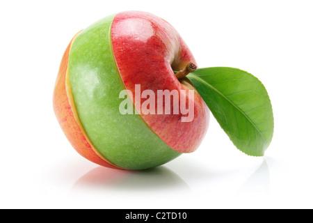 Sliced Apple - Stock Photo