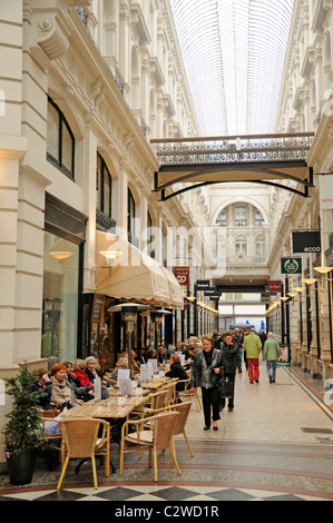 the passage shopping arcade den haag the hague netherlands stock photo royalty free image. Black Bedroom Furniture Sets. Home Design Ideas