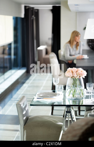 Michael Reeves designer interiors - Stock Photo