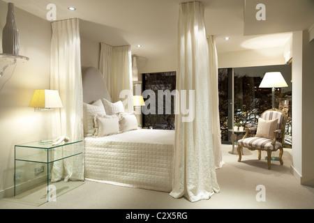 Michael Reeves designer interiors - Stock Photo