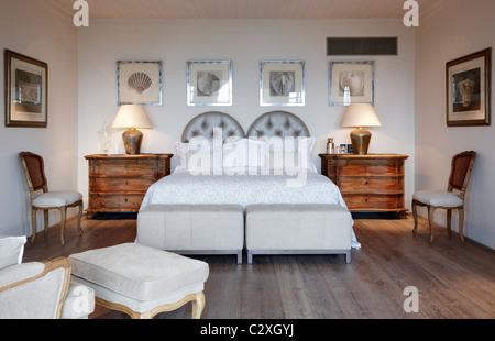 Sunrise Villa Mustique - Stock Photo
