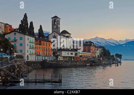 Brissago - Ticino - Stock Photo