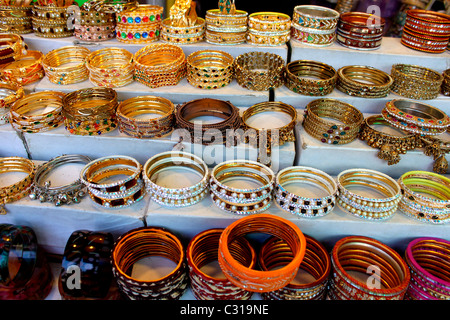 Indian bangles - Stock Photo