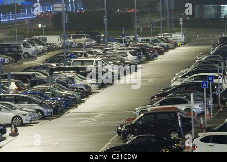Car Parking Liverpool City Centre Ncp