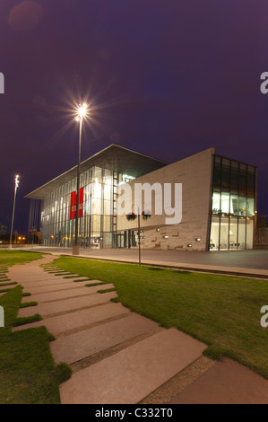 Middlesbrough Institute of Modern Art MIMA - Stock Photo