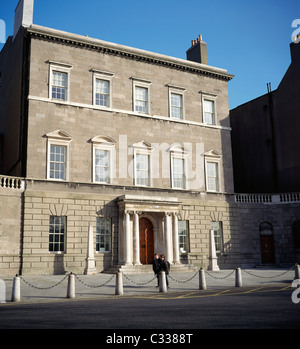 Dublin City, Co Dublin, Ireland, Hugh Lane Gallery - Stock Photo