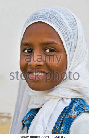 Portrait, Massawa, Eritrea - Stock Photo