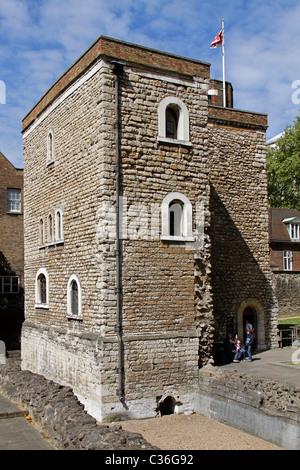 Jewel Tower, Westminster, London, England - Stock Photo