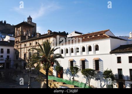 Municipal Museum, Antequera, Andalucia, Spain - Stock Photo