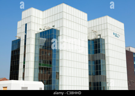 Biocity is home to many bioscience based companies Nottingham City centre Nottinghamshire England GB UK EU Europe - Stock Photo