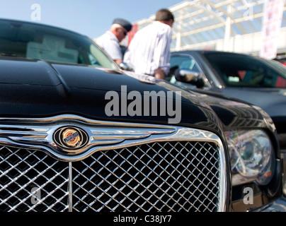 Illustrative Image Of The Fiat Badge Stock Photo 77087491