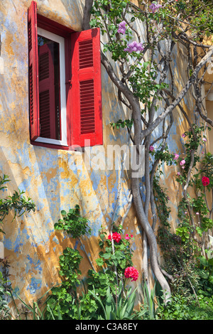 View from the town of Anafi Stock Photo, Royalty Free ...