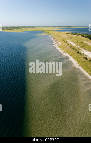Lake Sibaya, Kwazulu Natal, South Africa - Stock Photo
