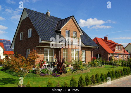 Haus - house 17 - Stock Photo