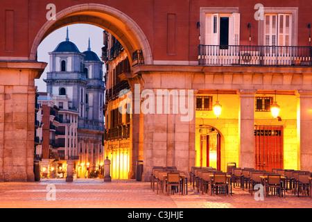 Spain, Madrid, Colegiata de San Isidro - Stock Photo