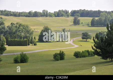 Lidice, Czech Republic - Stock Photo