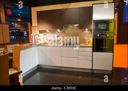 Paris, France, Portuguese Design Modern Kitchens, Mob, Industrial ...