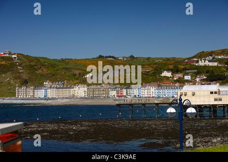 Aberystwyth, Ceredigion, Wales, UK - Stock Photo
