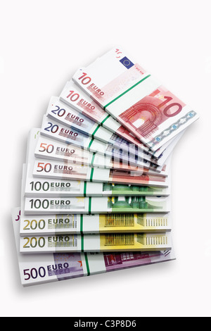 Euro banknotes activation code