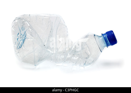 mineral water bottle - Stock Photo